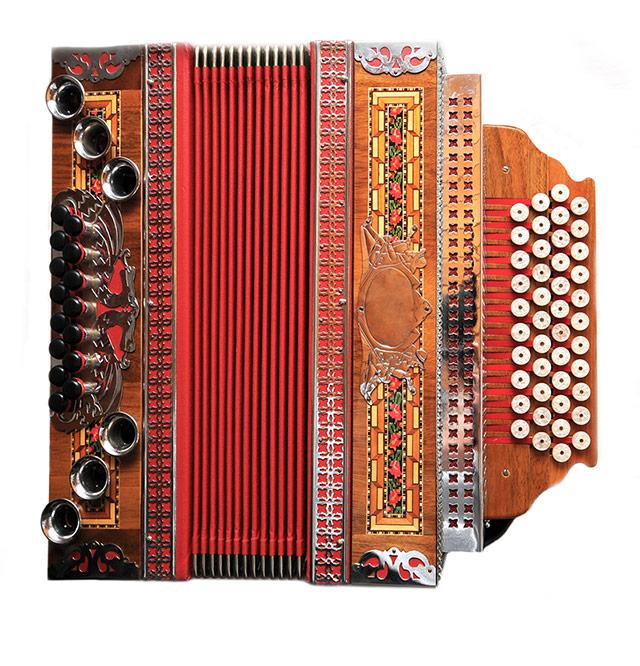Diatonična harmonika