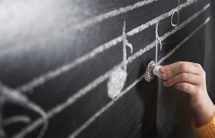 Nauk o glasbi