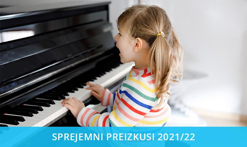 Sprejemni preizkusi 2021/2022